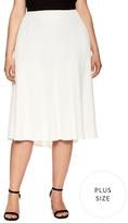 Lafayette 148 New York Suzie A Line Skirt