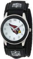 "Game Time Unisex NFL-ROB-ARI ""Rookie Black"" Watch -"