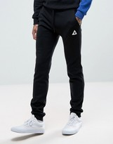 Le Coq Sportif Slim Joggers In Black 1710391