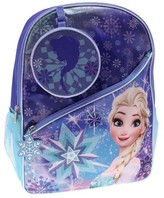 "Disney Frozen 16"" Kids' Backpack with Cape & Detachable Case"