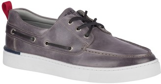 Sperry Gold Cup Victura 3-Eyelet Leather Sneaker
