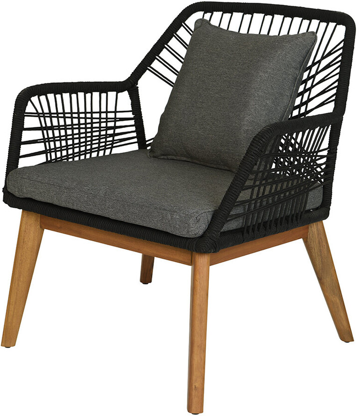 AMARA Outdoors - Outdoor Rope Weave Lounge Chair