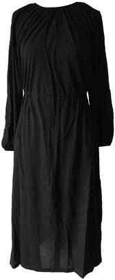 Arket Black Cotton Dress for Women