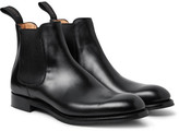 Cheaney Godfrey Leather Chelsea Boots - Black