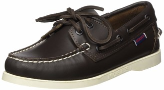 Sebago Women's Docksides Portland W 7000530 Boat Shoes (Dk Brown 901) 3 UK