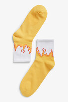 Thumbnail for your product : Monki Sporty sock