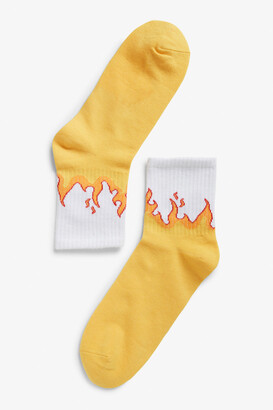 Monki Sporty sock