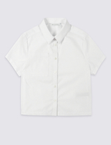 Marks and Spencer Senior Girls' Blouse