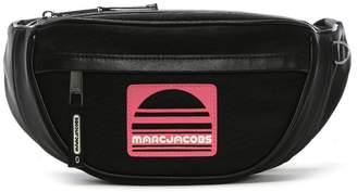 Marc Jacobs Sport Black Nylon Fanny Pack