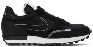 Nike Black and White Daybreak-Type Sneakers