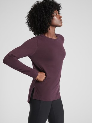 Athleta Organic Daily Long Sleeve
