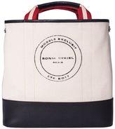 Sonia Rykiel Small le Sailor Shopping Bag