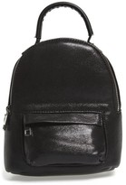 Street Level Mini Convertible Backpack - Black