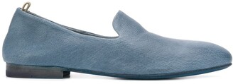 Officine Creative round-toe slip on loafers