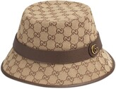 Thumbnail for your product : Gucci GG canvas bucket hat
