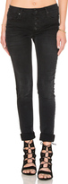 Black Orchid Candice Mid Rise Super Skinny