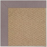 BEIGE Zeppelin Machine Tufted Evening and Indoor/Outdoor Area Rug Longshore Tides Rug Size: Rectangle 9' x 12'