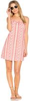 Dolce Vita Hadley Dress in White. - size L (also in M,S,XS)