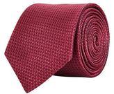 BOSS Woven Detail Tie