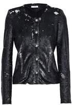 IRO Sequined Tulle Jacket