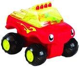 Munchkin Bath Fun Monster Truck - Red