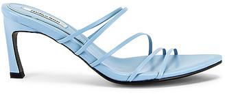 Reike Nen 5 Strings Pointed Sandals