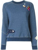 Stella McCartney denim sweatshirt