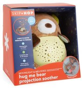 Skip Hop Infant Moonlight & Melodies Hug Me Bear Projection Soother