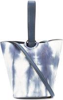 Derek Lam 10 Crosby tie-dye effect bucket bag