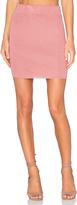For Love & Lemons KNITZ Delancey Skirt