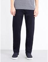 7 For All Mankind Slimmy Huntley Slim-fit Stretch-denim Jeans