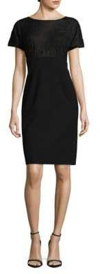 Lafayette 148 New York Lacey Top Dress