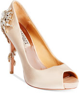 Badgley Mischka Royal Evening Pumps