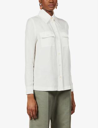 REMAIN Birger Christensen Zizi relaxed-fit woven shirt