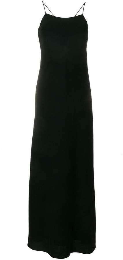 The Row Gibbons maxi dress