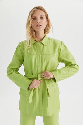 Tach Clothing Lili Leather Jacket
