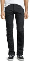 Hudson Blinder Biker Jeans, Blacklight