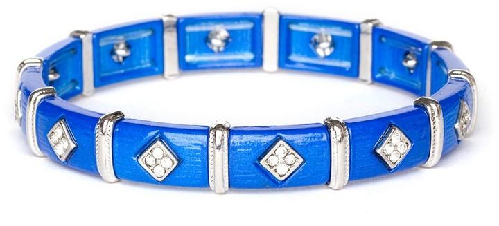 BaubleBar Blue Bangle Bracelet