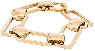 joolz by Martha Calvo Rectangle Link Bracelet