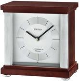 Seiko Contemporary Classics Desk Clock Brown Qxw441blh