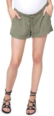 Ripe Tencel Combat Shorts
