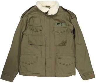 N. June 7.2 \N Khaki Cotton Jackets