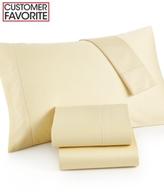 Charter Club CLOSEOUT! Damask King 4-pc Sheet Set, 500 Thread Count 100% Pima Cotton
