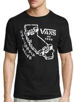 Vans State Skate Short-Sleeve Tee