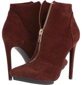 Michael Antonio Lecker - Suede Women's Zip Boots