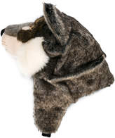 Dolce & Gabbana fox trapper hat