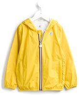 K Way Kids - 'Le Vrai Claude' rain jacket - kids - Polyamide - 4 yrs