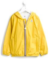 K Way Kids - 'Le Vrai Claude' rain jacket - kids - Polyamide - 8 yrs