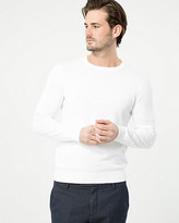 Le Château Cotton Crew Neck Sweater