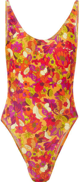 816441a9e3 Adriana Degreas Yellow One Piece Swimsuits - ShopStyle